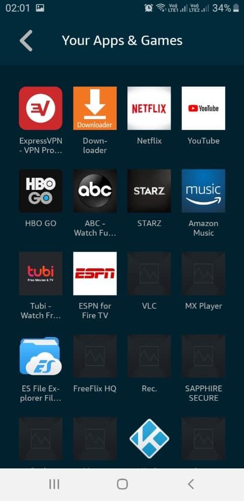 firestick remote app