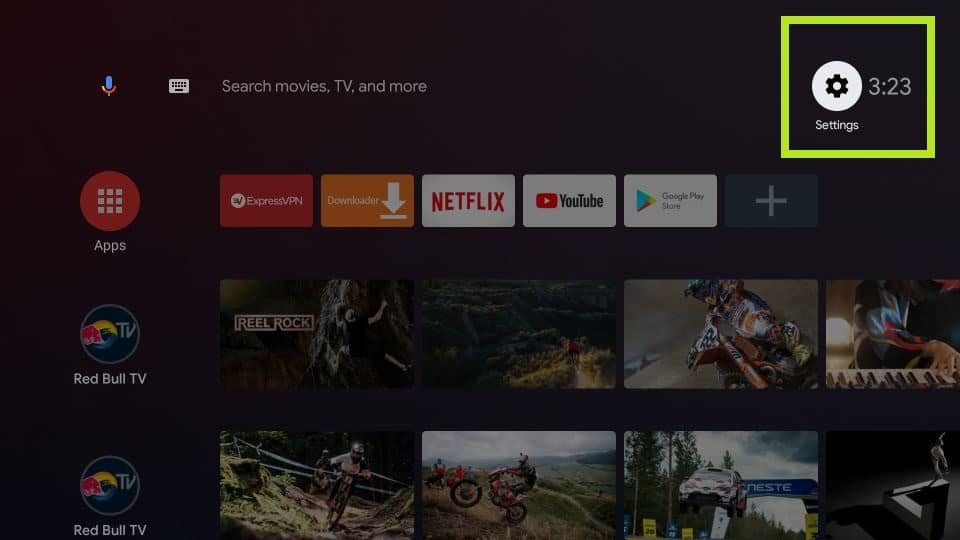Titanium tv apk android tv box and smart android tv