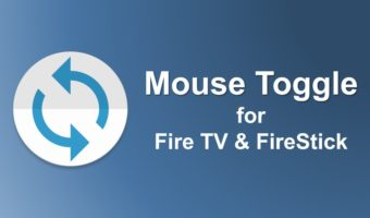How to install Mouse Toggle for Fire TV & Fire Stick