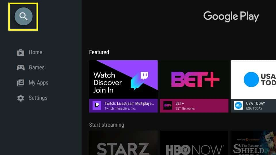 How to download catmouse apk on android tv