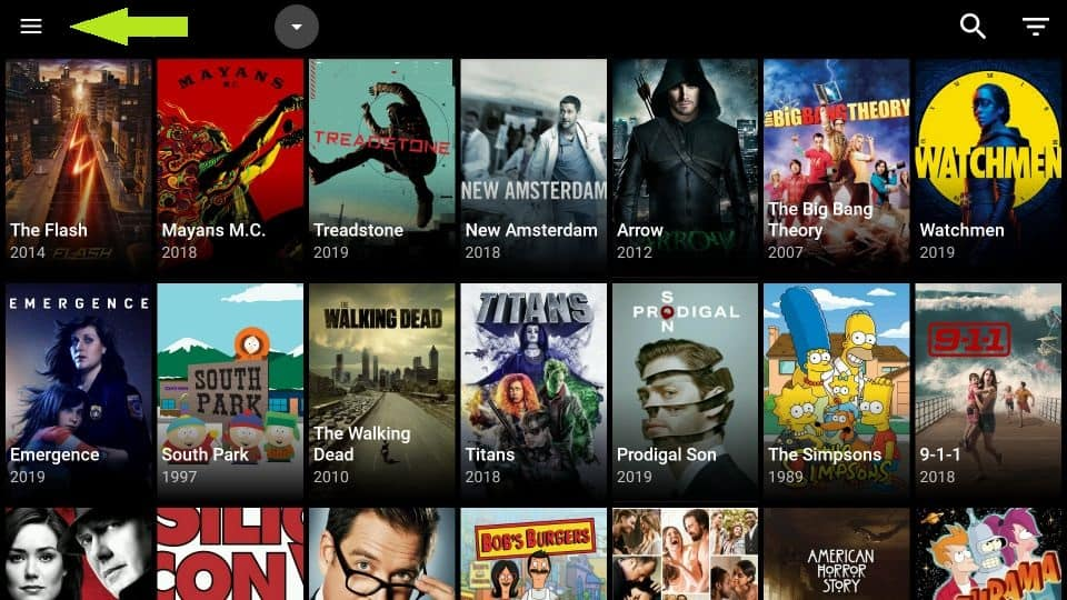Install cat mouse apk on fire stick