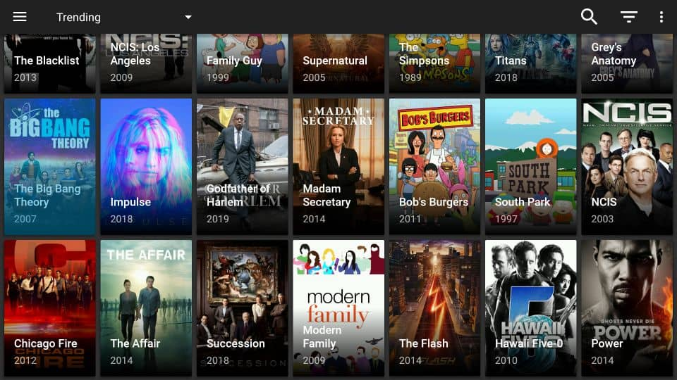 Titanium tv apk firestick