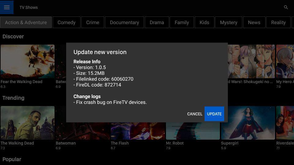 steps to install nova tv on nvidia shield