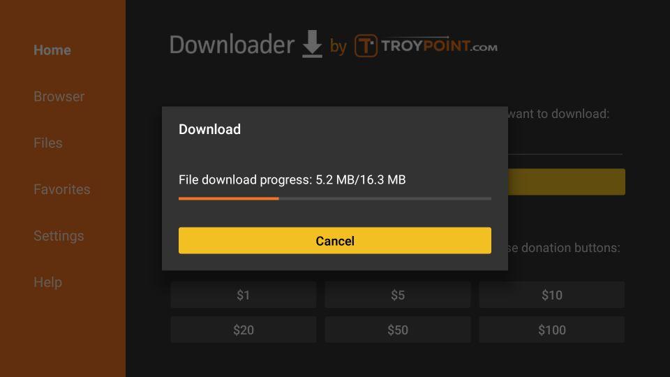 How to install cinema hd apk on firestick