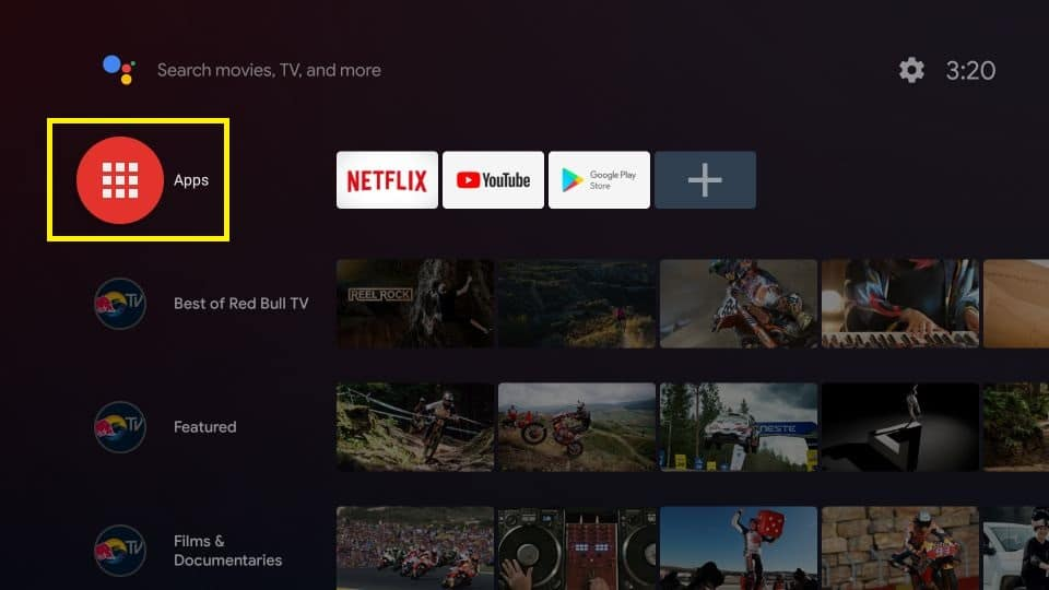 How to install Nova tv apk on nvidia shield