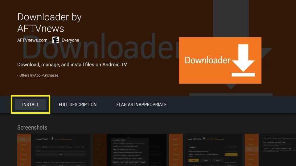 How to install Nova tv apk on mi box