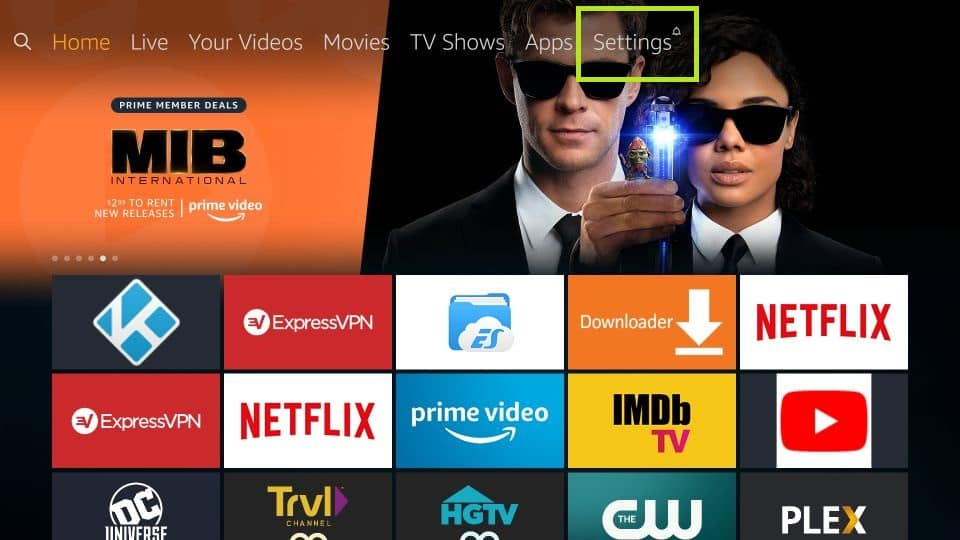 How to install titanium tv apk on firestick