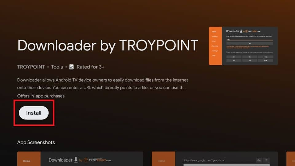 titanium tv apk android tv