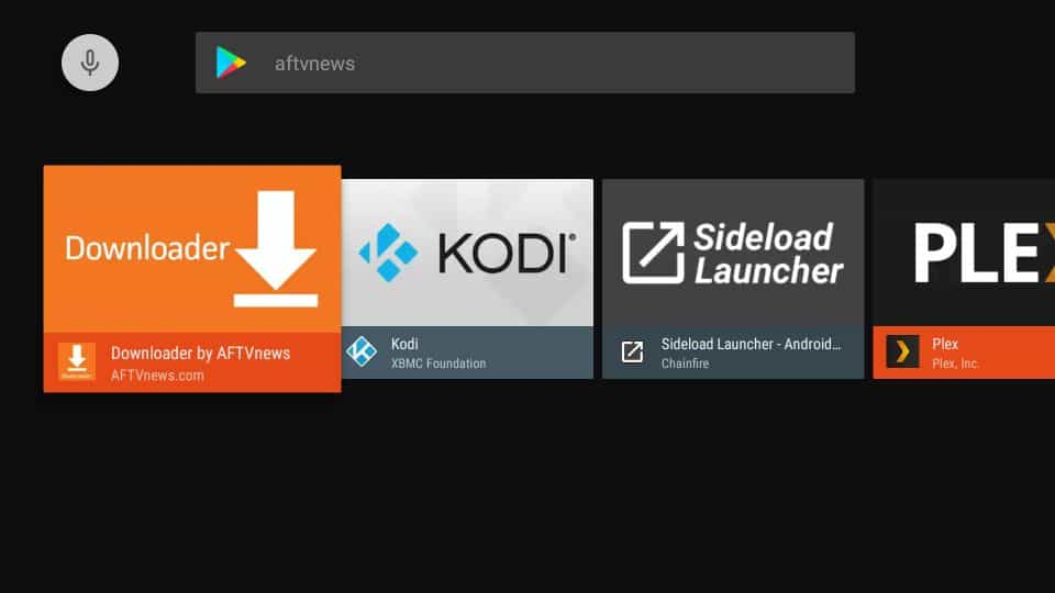 How to set up typhoon tv apk on nvidia shield