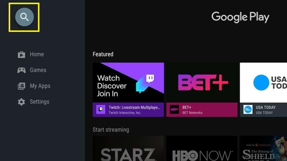 Install cinema hd v2 apk on android tv
