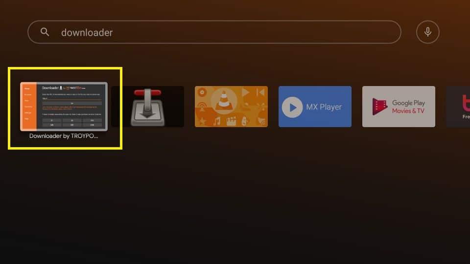 click downloader
