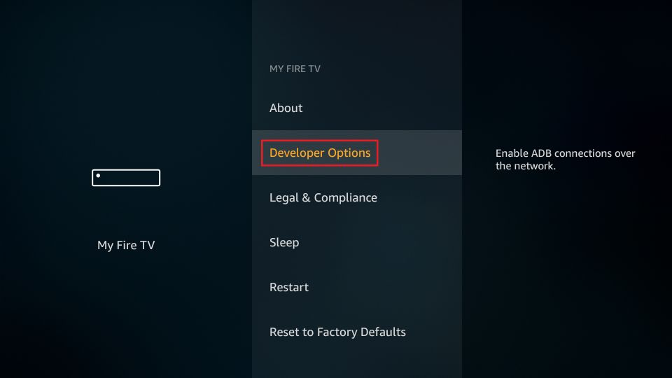 Cyberflix TV apk for Firestick
