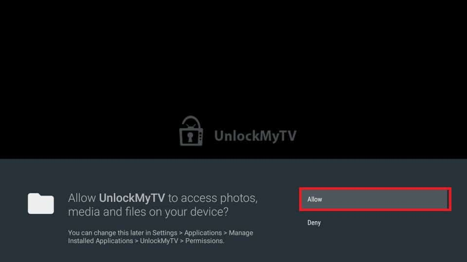 Unlock My TV apk download