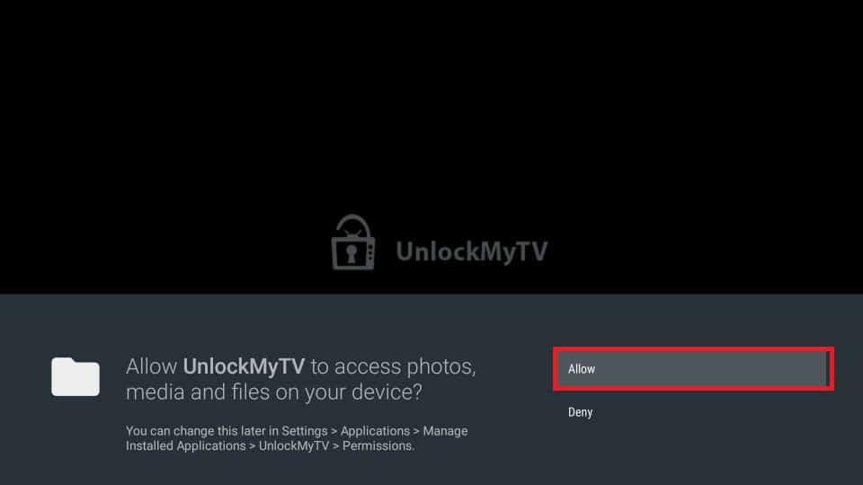 Unlock My TV apk download