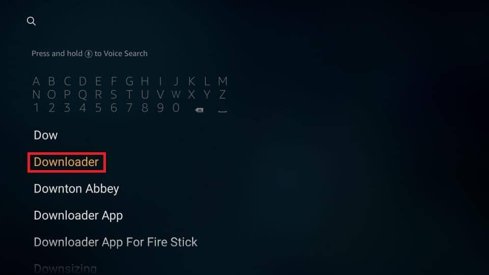 install hd streamz apk on fire stick