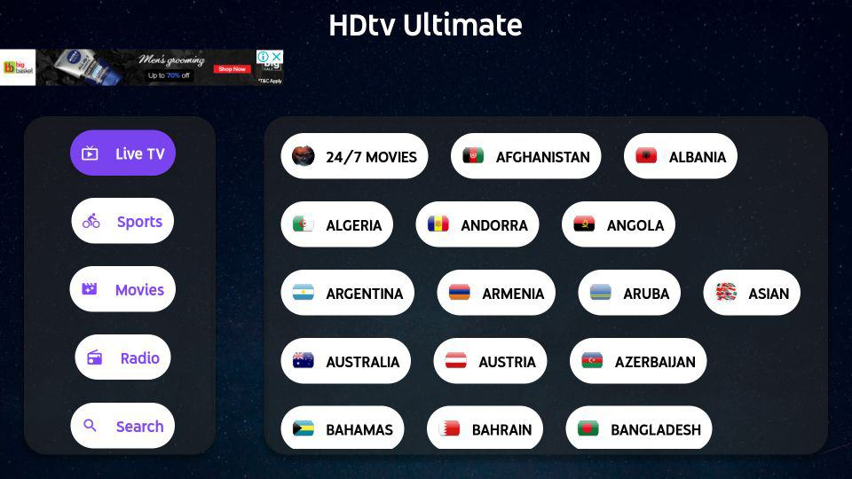 How to install HDTV Ultimate on FireStick | Enjoy Live TV Channels