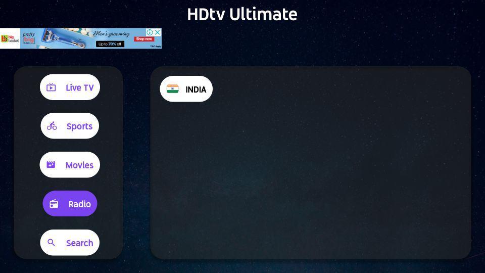 how to install hdtv apk on Firestick