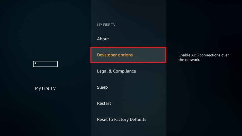 how to get MX Player APK on amazon Firestick