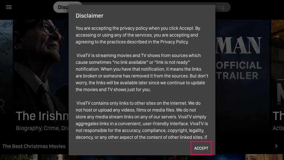 how to use VivaTV APK on Firestick