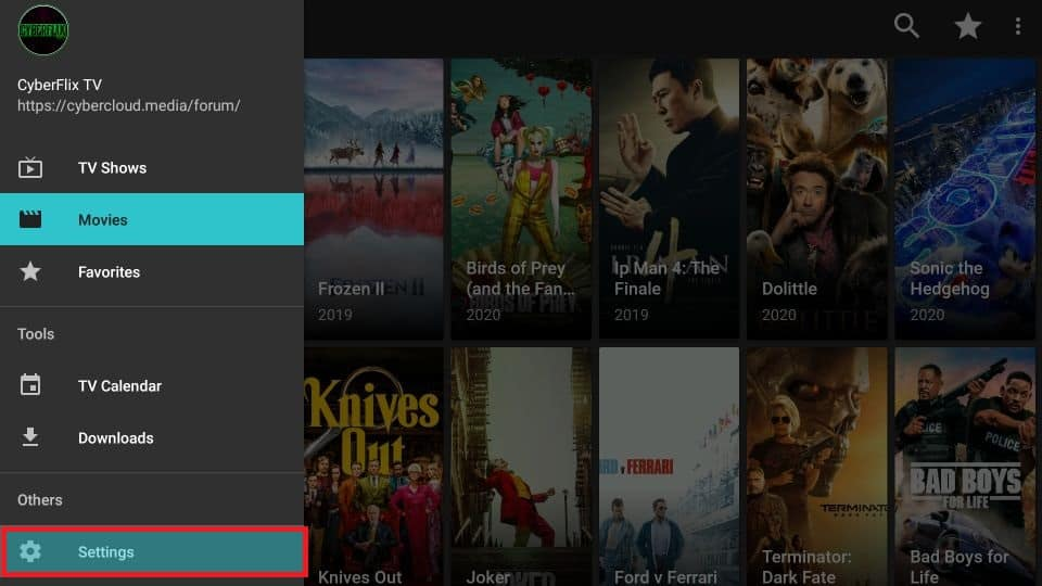 How to set up real debrid with CyberFlix TV apk firestick