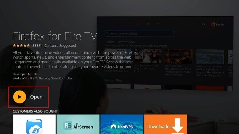 How to watch ustvgo on firestick