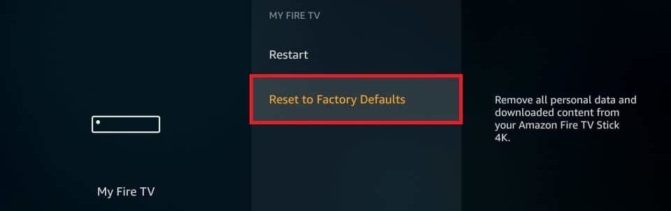 Firestick buffering issues