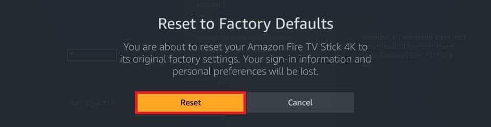 Buffering issues on firestick