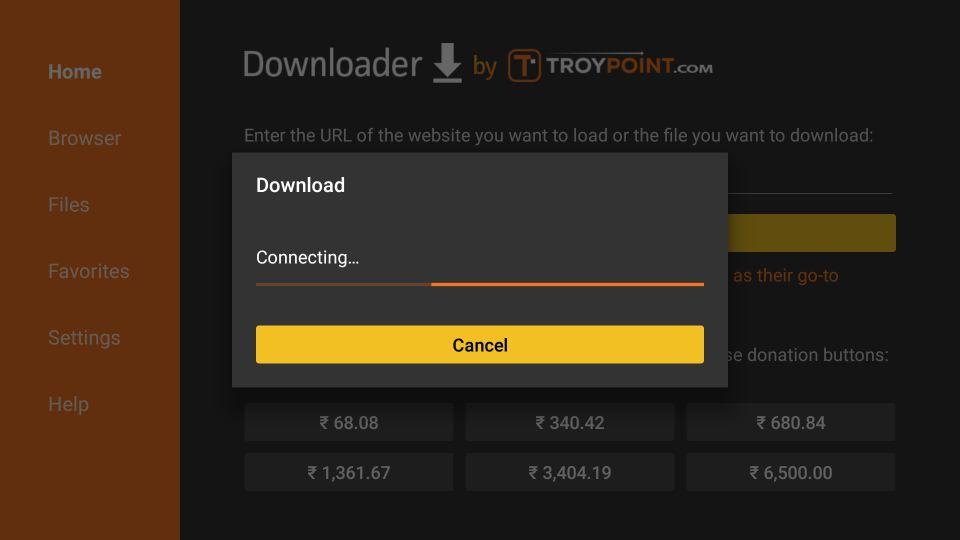 Sofa TV APK download