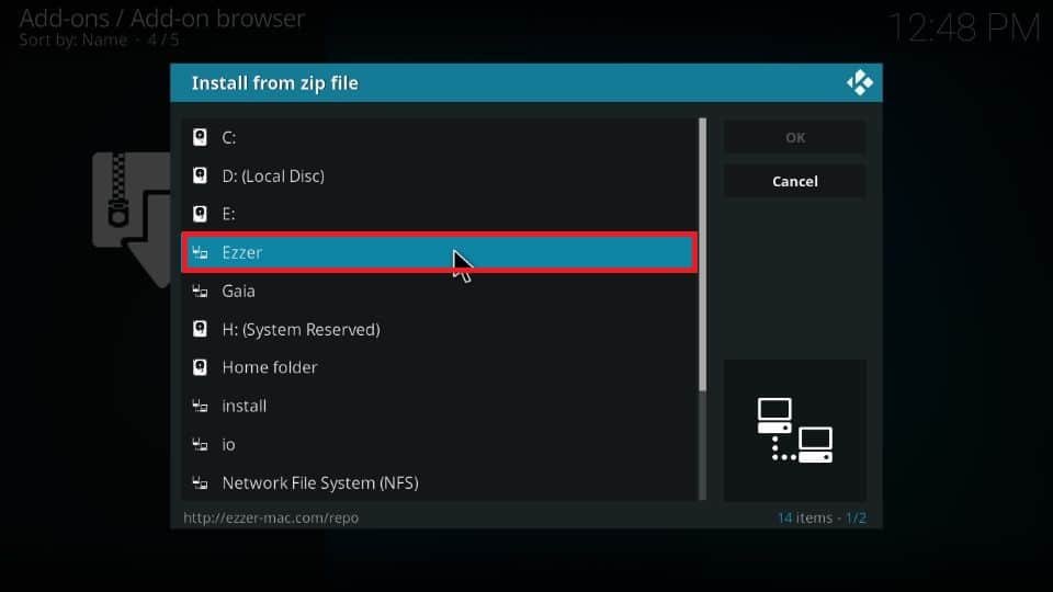 DeathStar addon for Kodi