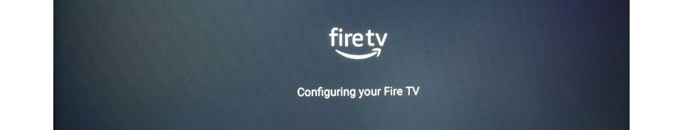 configuring fire tv