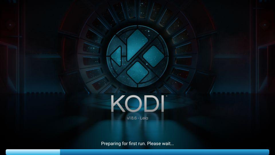 How to use kodi on nvidia shield
