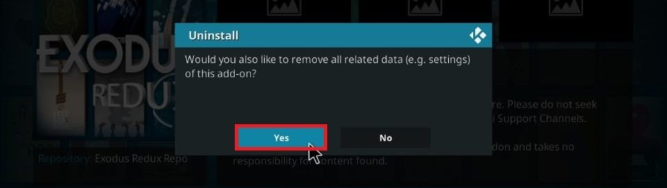 fix no streams available on kodi