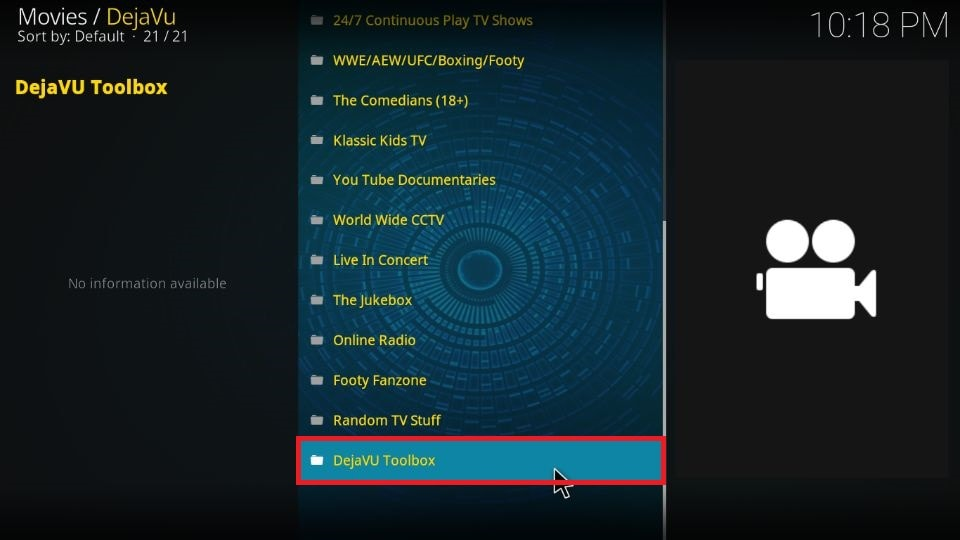 How to set up Real Debrid with DejaVu Kodi  19 and Kodi 18 addon