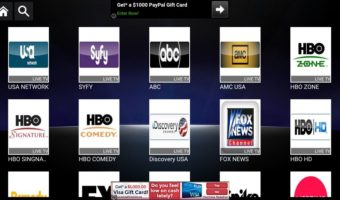 How to install Live Lounge on FireStick, Fire TV, Android TV, Nvidia Shield, Mi Box