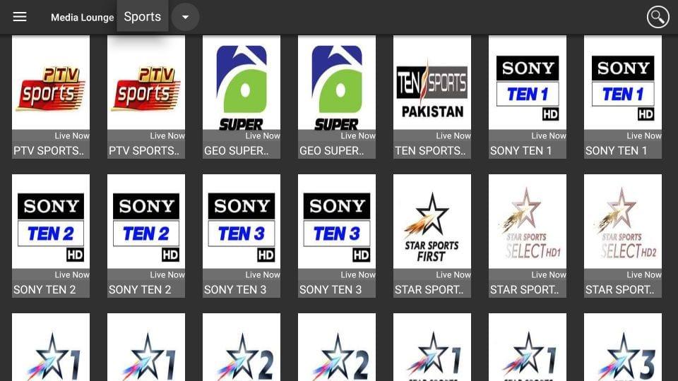 Media Lounge APK download