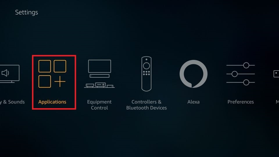 How to check and update apps on FireStick