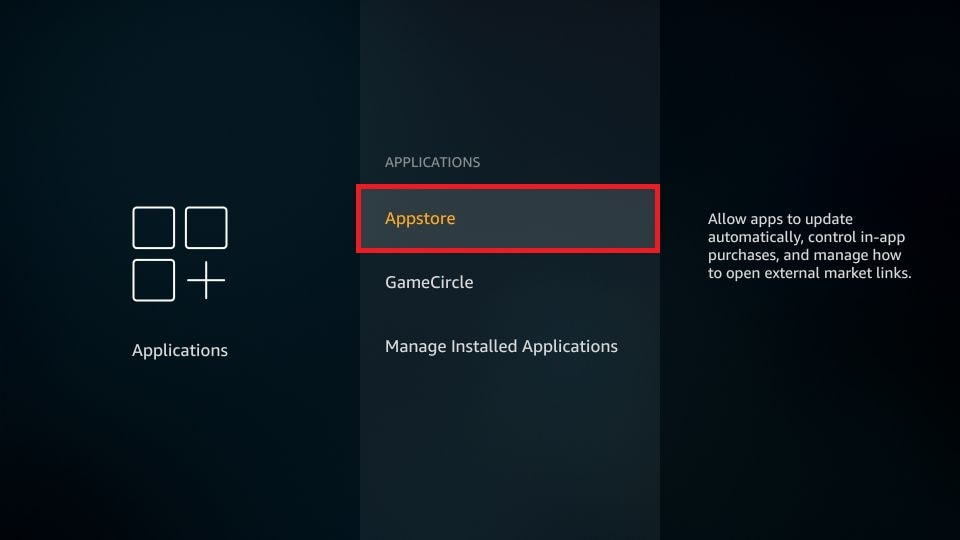 How to check and update apps on Fire TV
