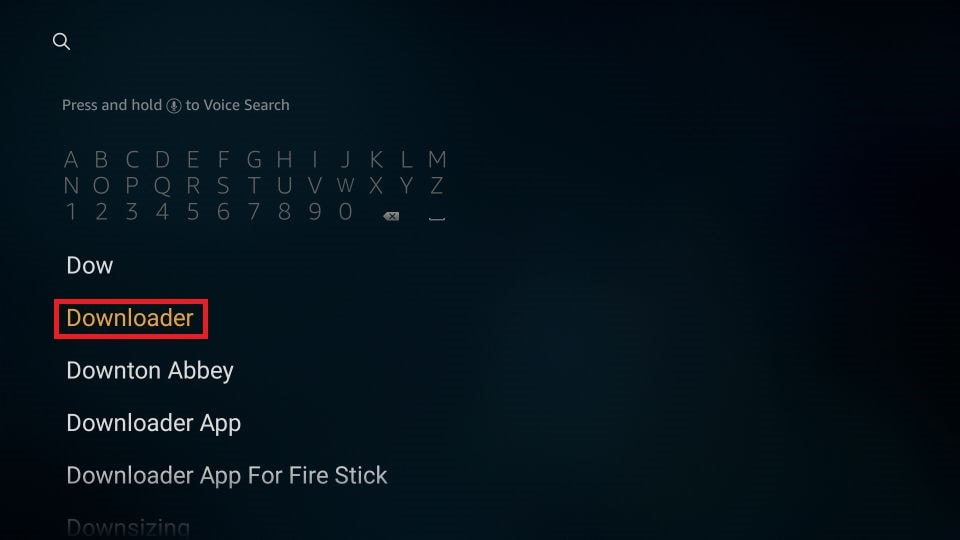install FilmPlus APK on fire stick