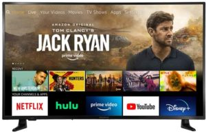 Amazon Prime Day Deals 2020 - $100 off Insignia 43-inch 4K Fire TV Edition Smart TV