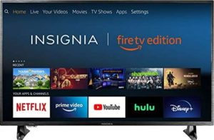 Amazon Prime Day Deals 2020 - $60 off Insignia 32-inch Fire TV Edition Smart TV