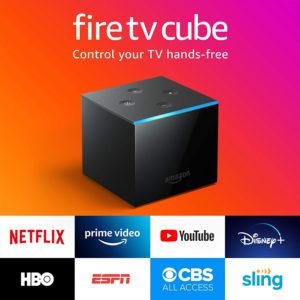 Amazon Prime Day Deals 2020 - Fire TV Cube - 2