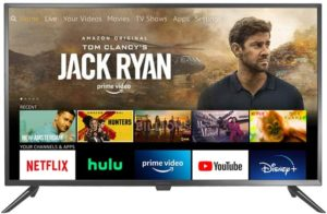 Amazon Prime Day Deals 2020 - Insignia 24-inch Fire TV Edition Smart TV