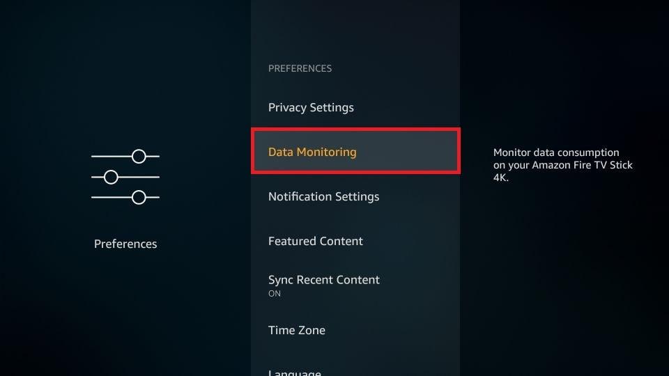 Click Data Monitoring