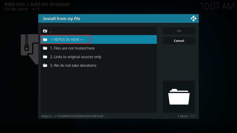 Lazy Kodi Repository download