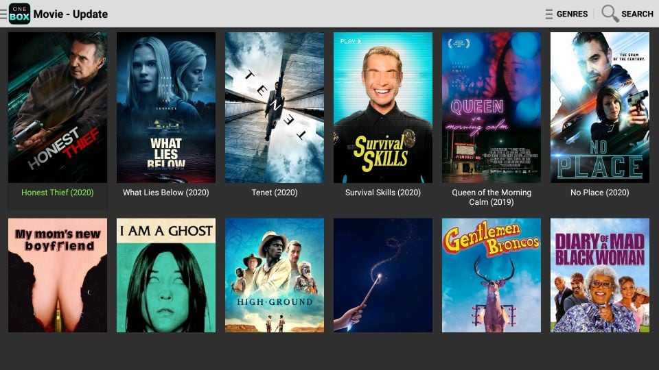 OneBox HD for FireStick