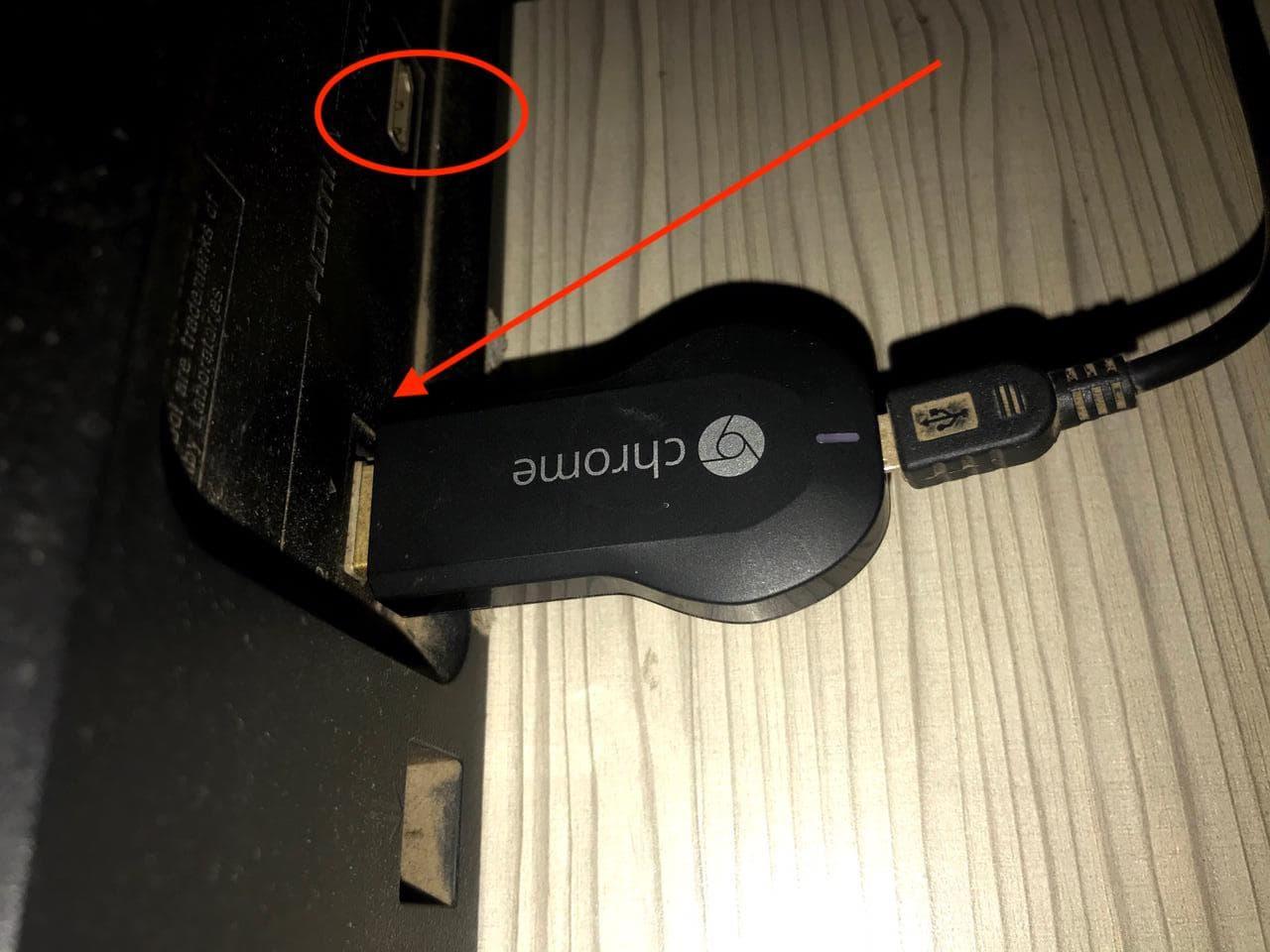 Google Chromecast no sound
