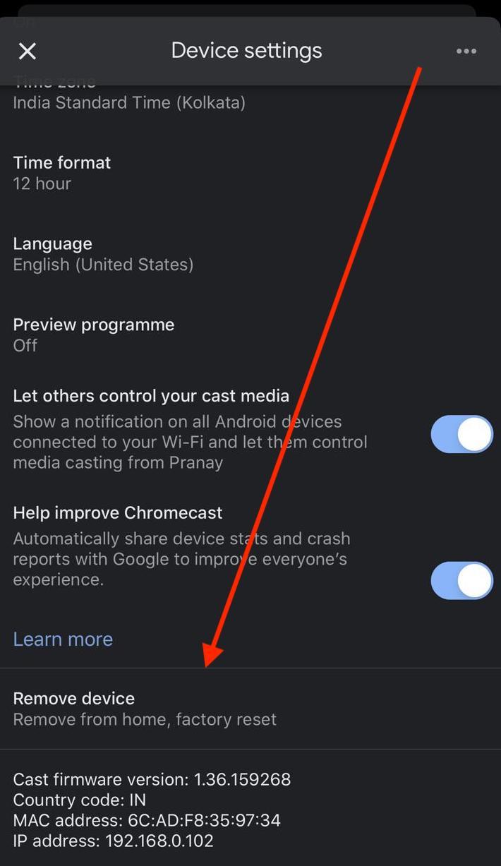 Chromecast no sound