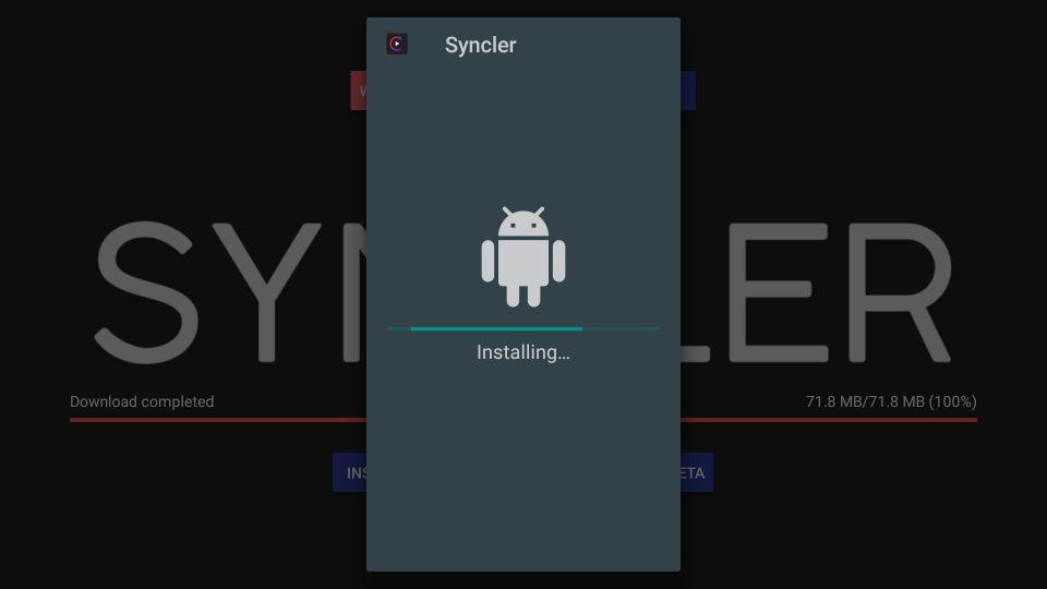 Syncler APK download