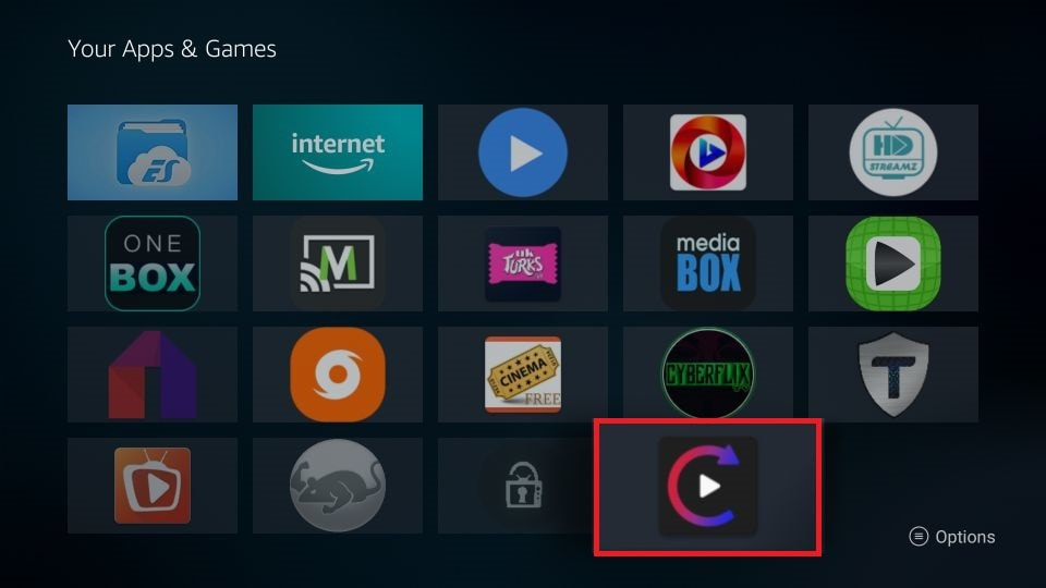 install Syncler on fire stick