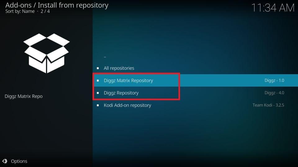 Kodi Xenon Build for Kodi 19 and Kodi 18